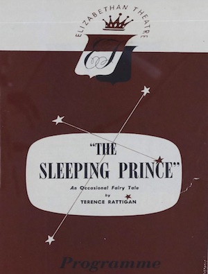 sleeping prince, the